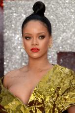 Rihanna - Attends 'Ocean's 8' Premiere in London (6/13/18)