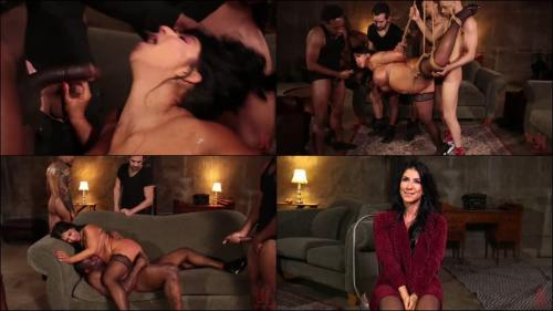 Total domination sexual role play, oral motor activities