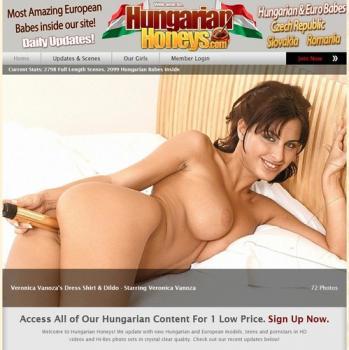 HungarianHoneys - SiteRip
