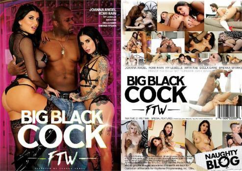 Big Black Cock FTW