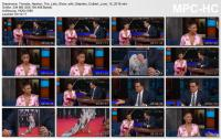 Thandie Newton @ The Late Show with Stephen Colbert | June 15 2018