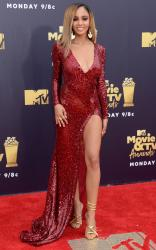 Vanessa Morgan - 2018 MTV Movie And TV Awards in Santa Monica (6/16/18)
