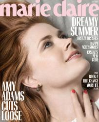 Amy Adams -- Marie Claire July 2018