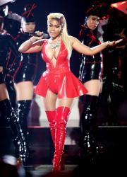 Nicki Minaj - Performs During 2018 BET Awards in Los Angeles (6/24/18)