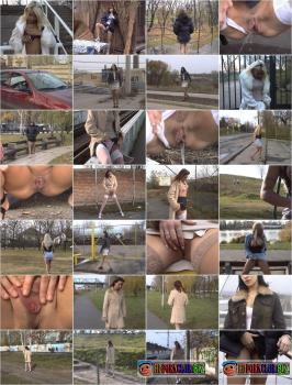 SG-Video.com – Piss – Street & Panty Pisser 40 [SD 480p]