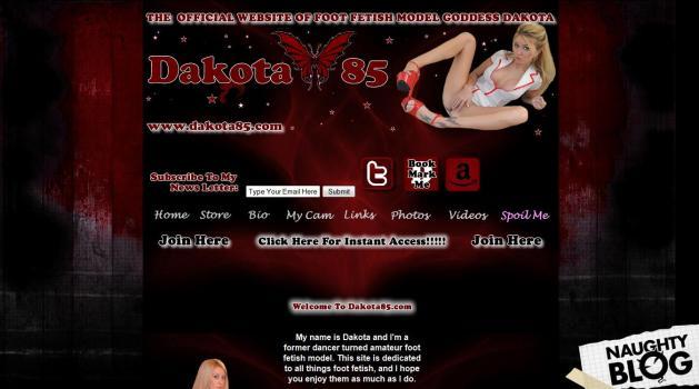 Dakota85.com - SITERIP