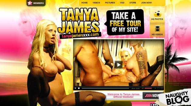 TanyaJamesXXX.com - SITERIP