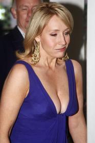 Nackt  Joanne Rowling K J.K. Rowling's