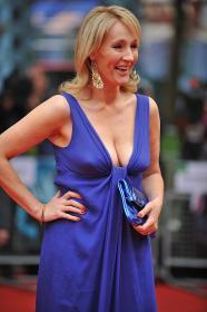 Nackt Joanne  K Rowling J.K. Rowling's