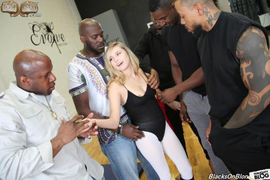 Blacks On Blondes - Carolina Sweets Second Appearance (2018/HD) [OPENLOAD]
