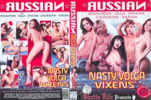 Russian 2 - Nasty Volga Vyxens