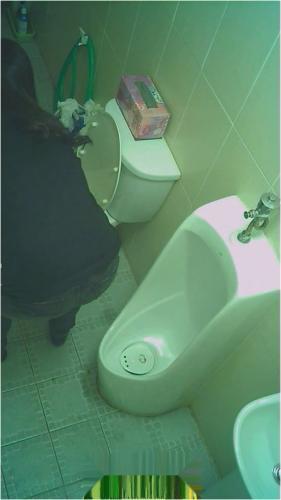 Female employees bathroom