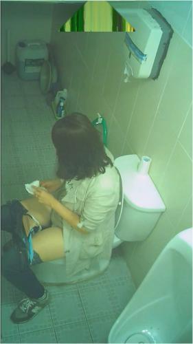Female employees bathroom 4