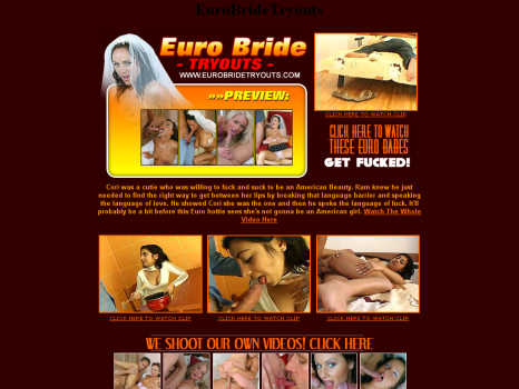 EuroBrideTryouts - SiteRip