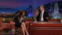 Jessica Biel @ The Tonight Show with Conan O'Brien | November 10 2009 | ReUp