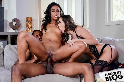 Real Wife Stories - Ashley Adams & Misty Stone: Our Cute Little Plaything 3 (2018/HD) [OPENLOAD]
