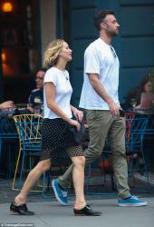 Jennifer Lawrence - Out for dinner with new boyfriend Cooke Maroney in NYC 6/5/18
