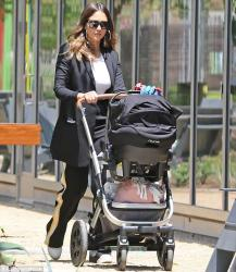 Jessica Alba - Out in Playa Del Rey 6/5/18