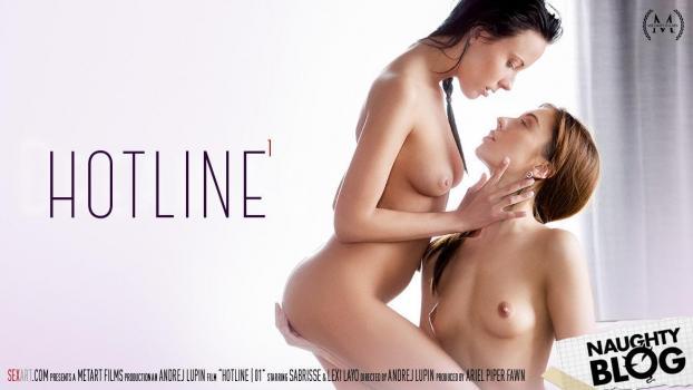 Sex Art - Lexi Layo & Sabrisse A